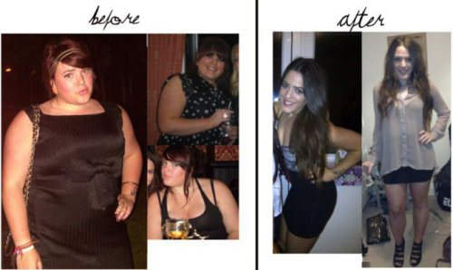 amazing health transformations 8 Girls who made amazing transformations in the name of health (30 Photos)
