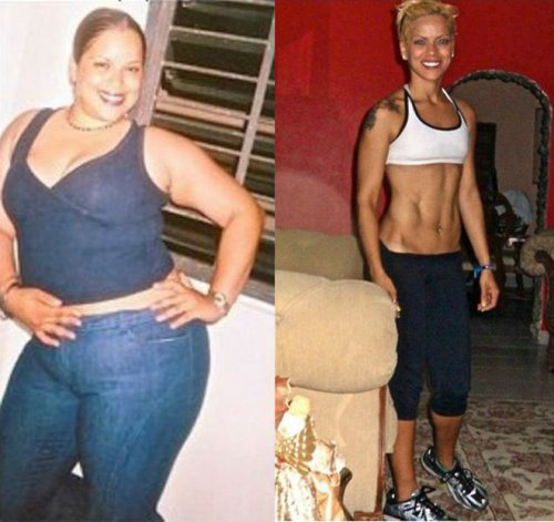amazing health transformations 5 Girls who made amazing transformations in the name of health (30 Photos)