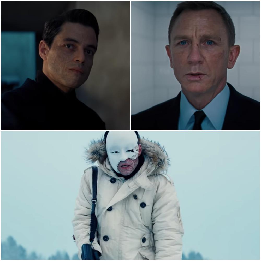 Sjáðu stikluna úr nýjustu James Bond myndinni – No Time To Die!