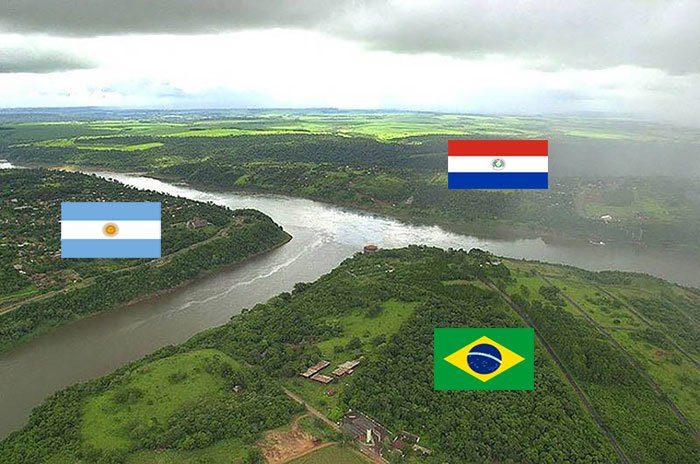 15 Most Interesting International Borders On Earth Country Border 8