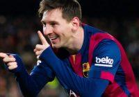 Frábært móment þegar 6 ára BARN rak augun í Lionel Messi! – MYNDBAND