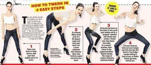 magazine advice twerk pro