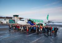 Vetrarflugferðir Voigt Travel til Norðurlands hafnar