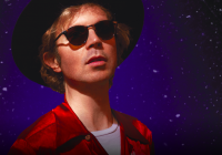 Beck og Two Door Cinema Club í Höllinni