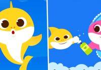 """Vinsælasta barnalag ALLRA TÍMA er komið með handþvottarútgáfu - """"Wash Your Hands with Baby Shark"""" - MYNDBAND"""