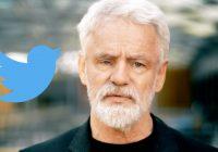 """Kastljósviðtal Kára Stef á Twitter:,,Kári að vera brjálaði vísindamaðurinn sem hann er"""""""