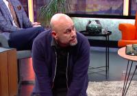 Benedikt Erlingsson fór á kostum í Vikunni hjá Gísla Marteini