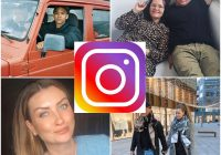 """Myndirnar á Instagram:,,Hérna, erum við saman eða? Það eru allir að spyrja mig út í það og svona sko ... þú veist."""""""