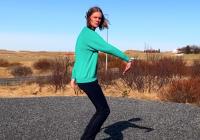 Lærðu dansinn við lagið 10 Years!
