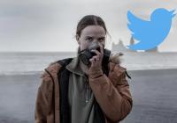 """Sjónvarpsþáttaröðin Katla í fyrsta sæti vinsældalista Netflix hér á landi:""""Katla. Þvílík veisla. Orðlaus."""""""