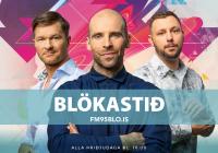 FM95Blö kynnir Blökastið - skemmtilegasta hlaðvarp landsins