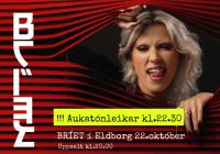 BRÍET - Aukatónleikar Eldborg Hörpu næsta föstudag!