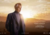 Jóhanna Guðrún tekur lagið með Andrea Bocelli